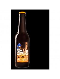 Cerveza Althaia Trigo