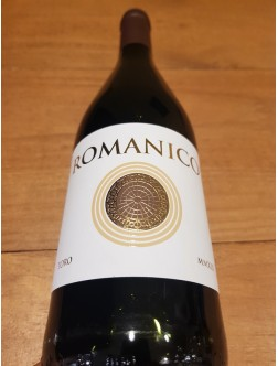 vino tinto Romanico DO toro