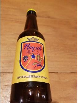 Cerveza Rubia Artesana...