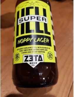 Cerveza Rubia lupulada Zeta...