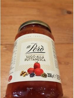 Salsa Puttanesca tomate