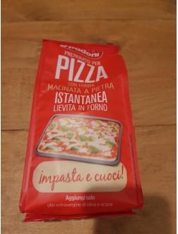 Harina a la piedra para pizza