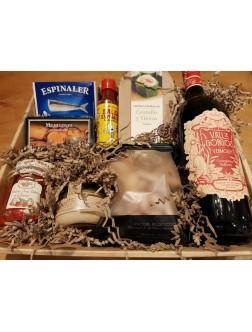 Cesta Vermut y salsa Espinaler