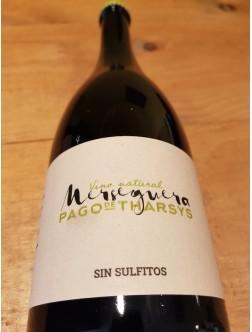 Vino natural sin sulfitos...