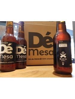 Cerveza DE Mesa. La cerveza...