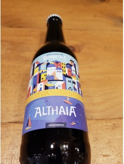 Cerveza Althaia Blonde Ale