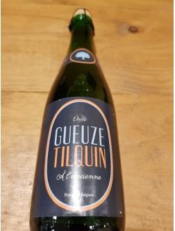 Gueuze Tilquin Cerveza...