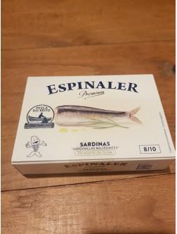 Sardinas Espinaler Premium