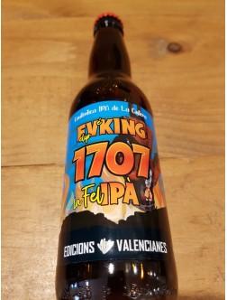 Cerveza 1707 La Felipa Xativa